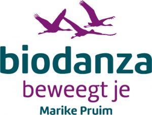 Logo Biodanza beweegt je