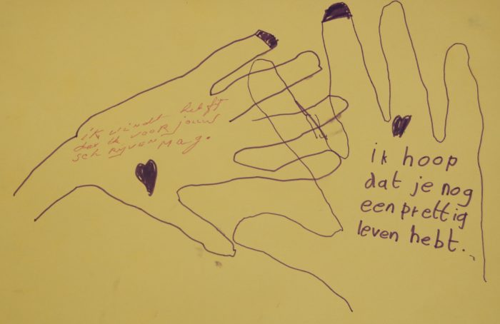 Tekening Project Hand-in-Hand